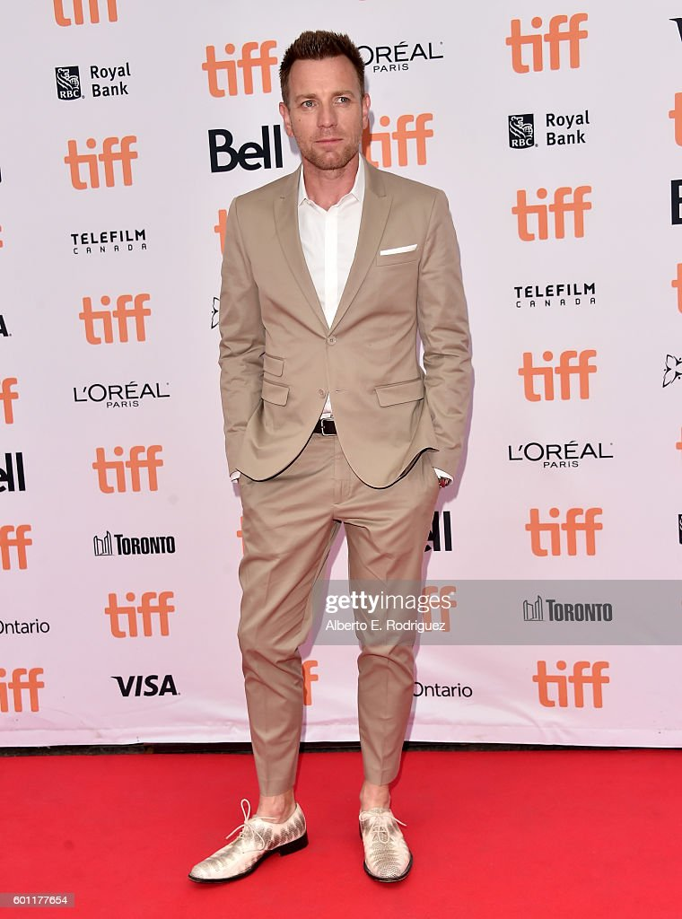 Director/Actor Ewan McGregor attends the 'American Pastoral' premiere during the 2016 Toronto International Film Festival at Princess of Wales Theatre on September 9, 2016 in Toronto, Canada.