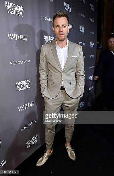 Director/actor Ewan McGregor attends the Vanity Fair Lionsgate and Nordstrom 'American Pastoral' celebration during the Toronto International Film...