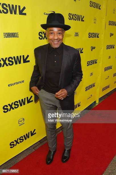 Director/actor Giancarlo Esposito attends the 'This Is Your Death' premiere 2017 SXSW Conference and Festivals on March 11 2017 in Austin Texas