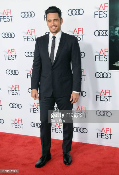 Director/actor James Franco attends AFI FEST 2017 Presented By Audi Screening Of 'The Disaster Artist' at TCL Chinese Theatre on November 12 2017 in...