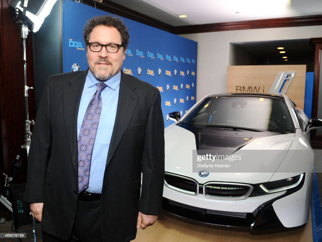 Director/actor <a gi-track='captionPersonalityLinkClicked' href=/galleries/search?phrase=Jon+Favreau&family=editorial&specificpeople=239483 ng-click='$event.stopPropagation()'>Jon Favreau</a> attends the 66th Annual Directors Guild Of America Awards held at the Hyatt Regency Century Plaza on January 25, 2014 in Century City, California.