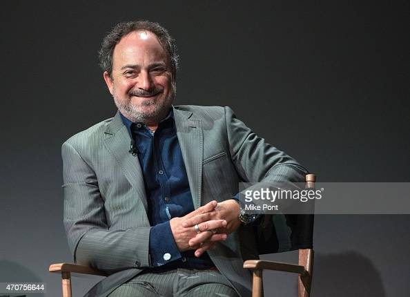 Director/actor Kevin Pollak attends Apple Store Soho Presents Tribeca Film Festival Kevin Pollak 'Misery Loves Comedy' at Apple Store Soho on April...