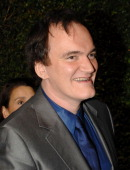 Director/actor Quentin Tarantino arrives at the 2007 Spike TV Scream Awards at The Greek Theater on October 19 2007 in Los Angeles California