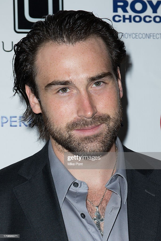 Director/Actor Sean Stone attends The Inaugural St. Jude Spring Social at Noir NYC on June 19, 2013 in New York City.