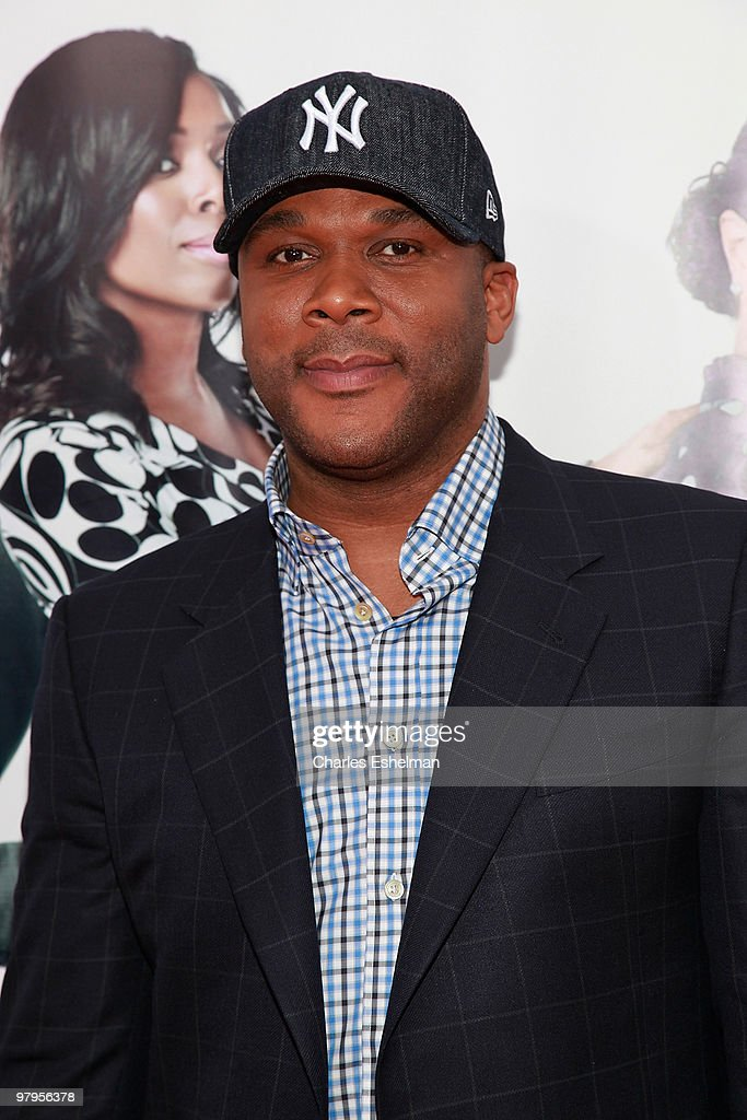 Director/actor Tyler Perry attends the special screening of 'Why Did I Get Married Too?' at the School of Visual Arts Theater on March 22, 2010 in New York City.