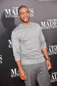 Director/actor Tyler Perry attends 'Tyler Perry's Madea's Witness Protection' New York premiere at AMC Loews Lincoln Square on June 25 2012 in New...