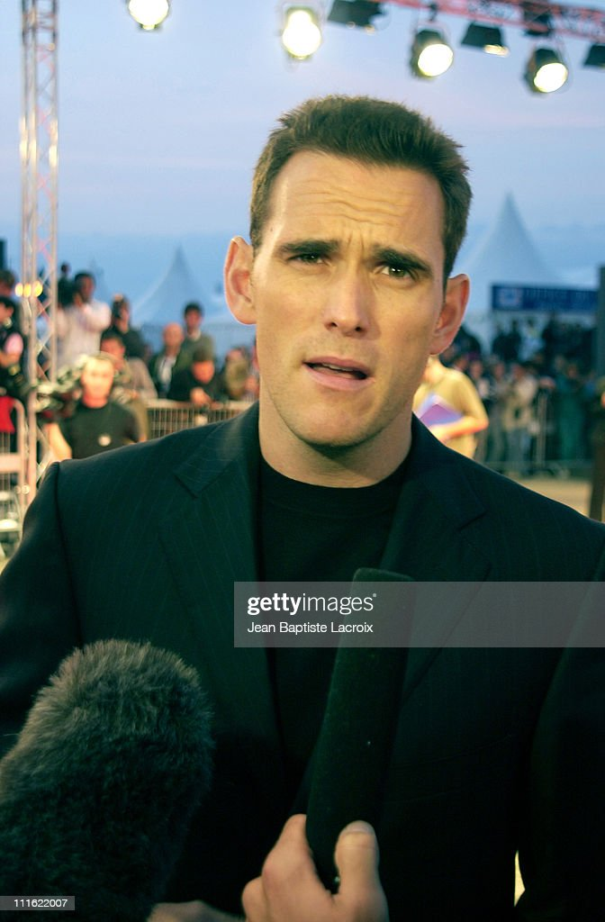 """Deauville 2002 - """"City of Ghosts"""" Premiere"""
