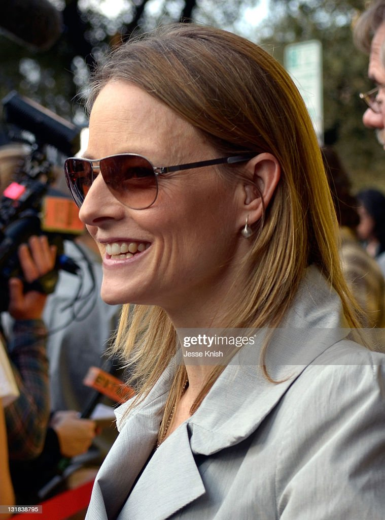 Director/actress Jodie Foster attends the 2011 SXSW Music Film Interactive Festival 'The Beaver' Premiere at Paramount Theater on March 16 2011 in...
