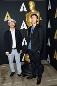 Director/animator Hiromasa Yonebayashi and producer Yoshiaki Nishimura attend the 88th annual Academy Awards Oscar Week celebrates Animated Features...