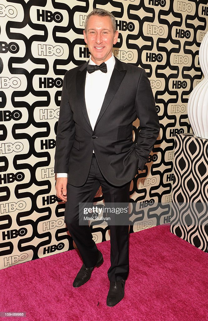 Director/choreographer Adam Shankman attends HBO's 70th Annual Golden Globes after party at Circa 55 Restaurant on January 13, 2013 in Los Angeles, California.