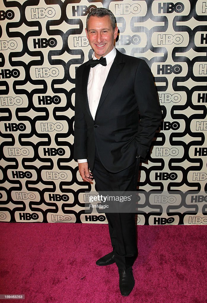 Director/choreographer <a gi-track='captionPersonalityLinkClicked' href=/galleries/search?phrase=Adam+Shankman&family=editorial&specificpeople=1295239 ng-click='$event.stopPropagation()'>Adam Shankman</a> attends HBO's Official Golden Globe Awards After Party held at Circa 55 Restaurant at The Beverly Hilton Hotel on January 13, 2013 in Beverly Hills, California.