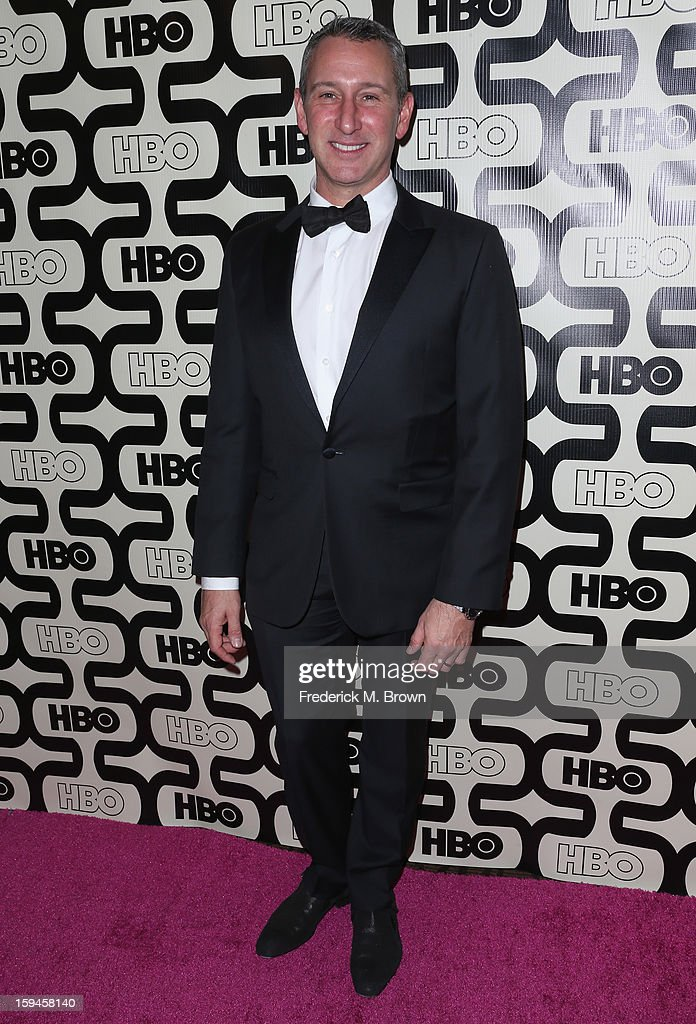 Director/choreographer Adam Shankman attends HBO's Post 2013 Golden Globe Awards Party held at Circa 55 Restaurant at the Beverly Hilton Hotel on January 13, 2013 in Beverly Hills, California.