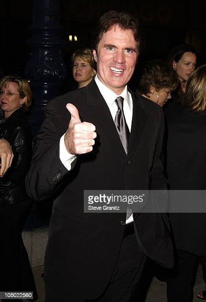 Director/choreographer Rob Marshall during 'Chicago' Premiere in Los Angeles at The Academy in Beverly Hills California United States