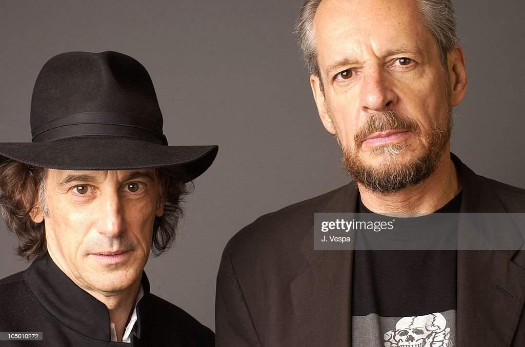 Director/cinematographers Ed Lachman and <a gi-track='captionPersonalityLinkClicked' href=/galleries/search?phrase=Larry+Clark&family=editorial&specificpeople=2234055 ng-click='$event.stopPropagation()'>Larry Clark</a>