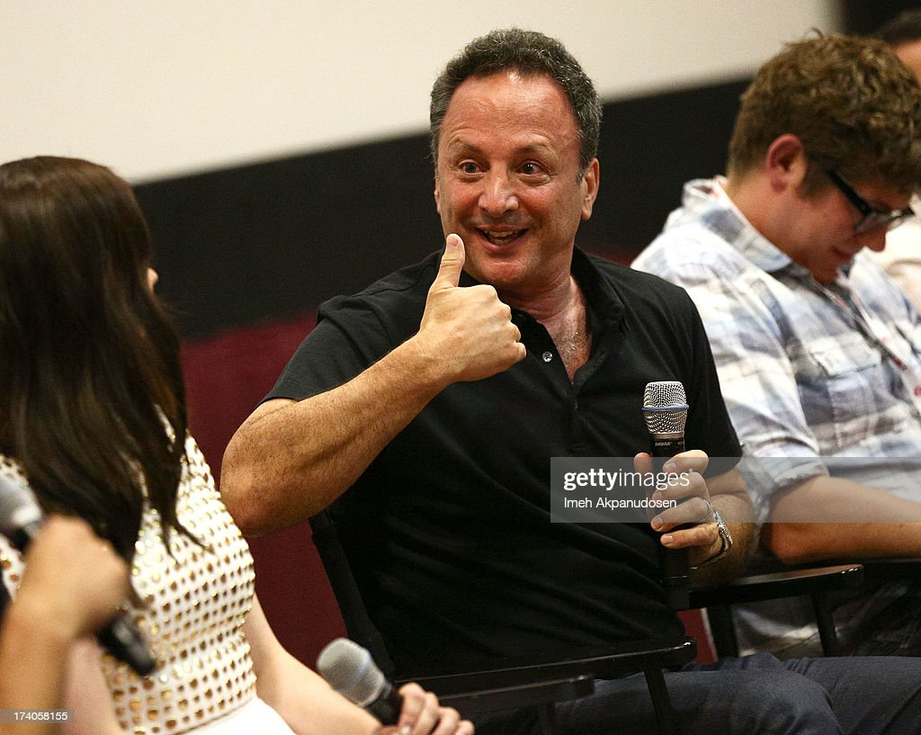Director/Co-President Marvel Studios Louis D'Esposito attends the Marvel One-Shot Comic Con screening on July 19, 2013 in San Diego, California.