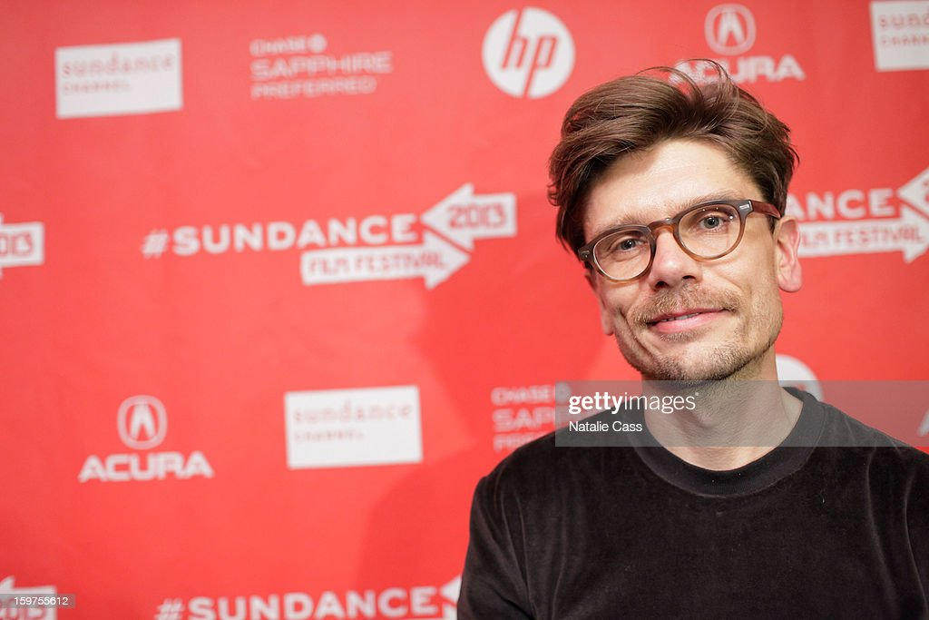 Director/Editor/Writer Travis Mathews attends 'Interior. Leather Bar' premiere during the 2013 Sundance Film Festival at Prospector Square on January 19, 2013 in Park City, Utah.