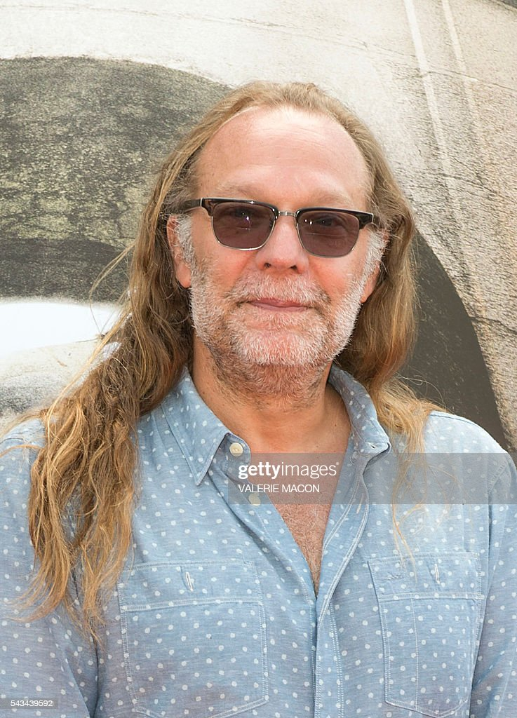 Director/Executive Producer Gregory Nicotero attends the Universal Studios Hollywood Opening of its New Permanent Daytime Attraction 'The Walking Dead' in Universal City, California on June 28, 2016. / AFP / VALERIE