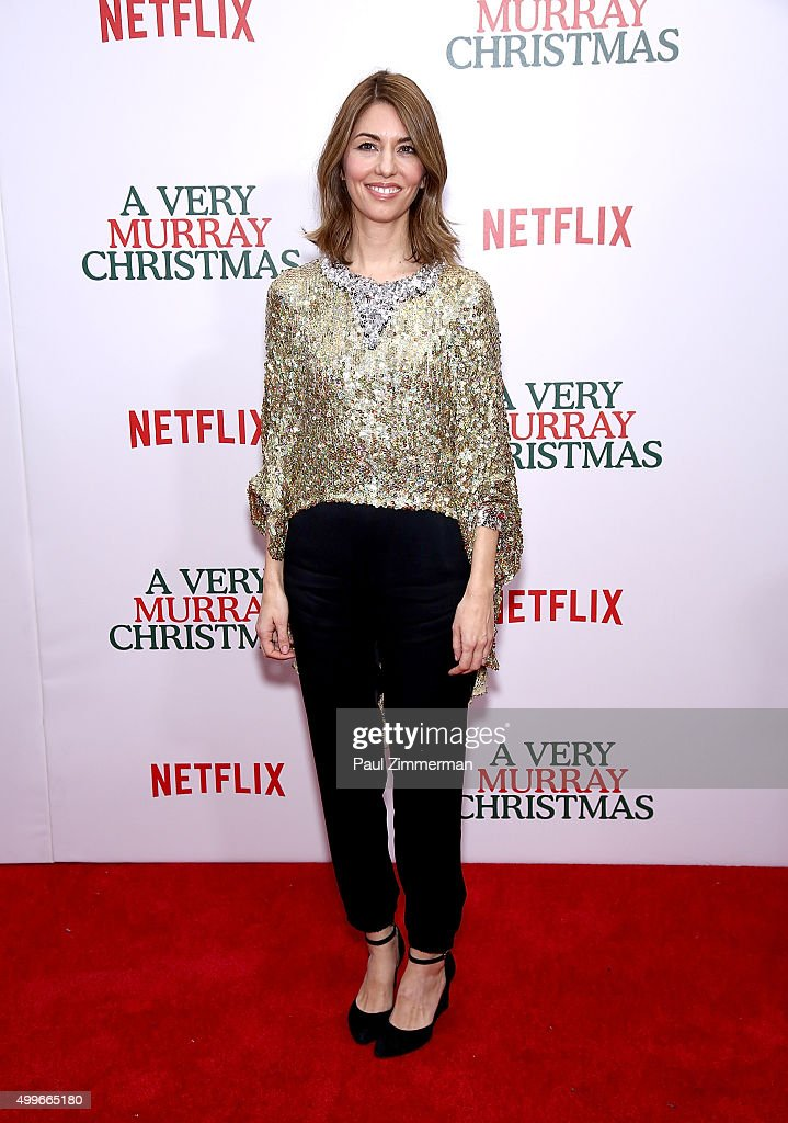 """A Very Murray Christmas"" New York Premiere"