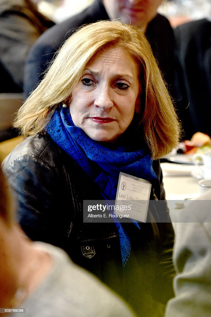 Director/nominee Lesli Linka Glatter attends the 68th Annual Directors Guild Of America Awards Feature Film Symposium at Directors Guild of America on February 6, 2016 in Los Angeles, California.