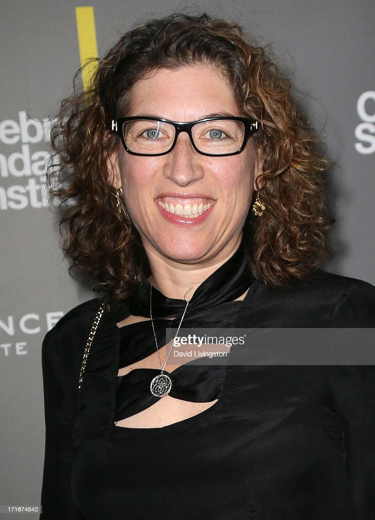 Director/photographer <a gi-track='captionPersonalityLinkClicked' href=/galleries/search?phrase=Lauren+Greenfield&family=editorial&specificpeople=3973254 ng-click='$event.stopPropagation()'>Lauren Greenfield</a> attends the 3rd Annual Celebrate Sundance Institute Los Angeles Benefit at The Lot on June 5, 2013 in West Hollywood, California.