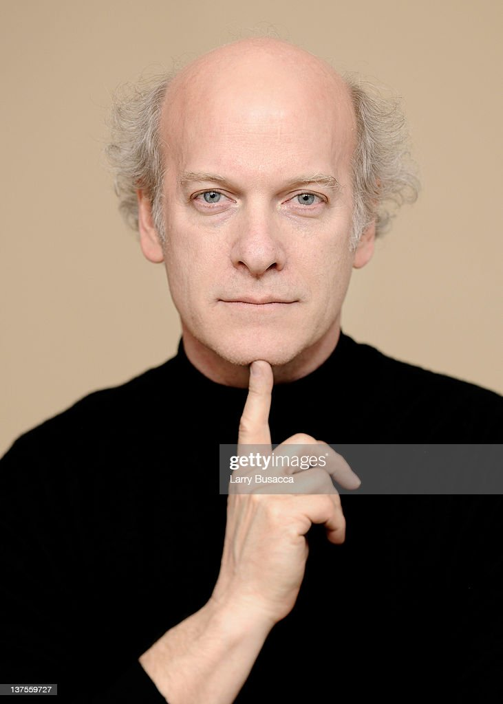 Director/photographer Timothy GreenfieldSanders poses for a portrait during the 2012 Sundance Film Festival at the Getty Images Portrait Studio at...