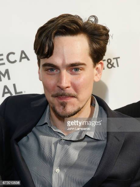 Director/producer Adrian Buitenhuis attends 'I Am Heath Ledger ' during the 2017 Tribeca Film Festival at Spring Studios on April 23 2017 in New York...