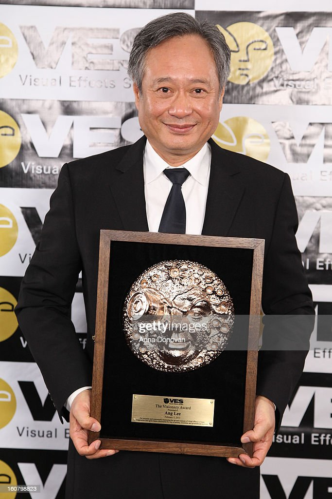 Director/producer Ang Lee attends the 11th Annual Visual Effects Society Awards at The Beverly Hilton Hotel on February 5, 2013 in Beverly Hills, California.