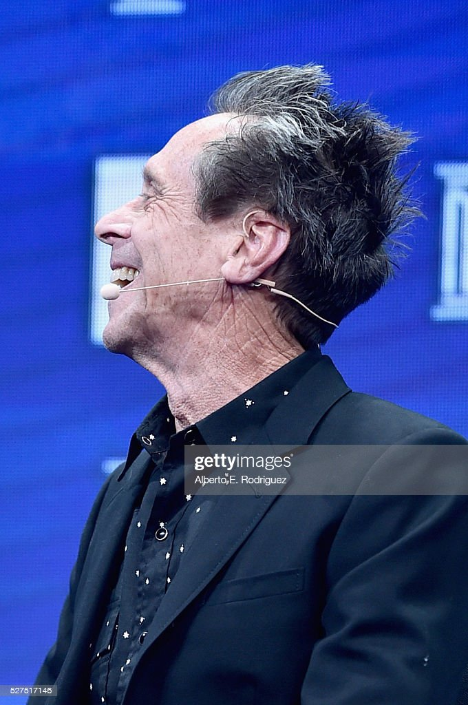 Director/Producer Brian Grazer speaks onstage during 2016 Milken Institute Global Conference at The Beverly Hilton on May 02, 2016 in Beverly Hills, California.