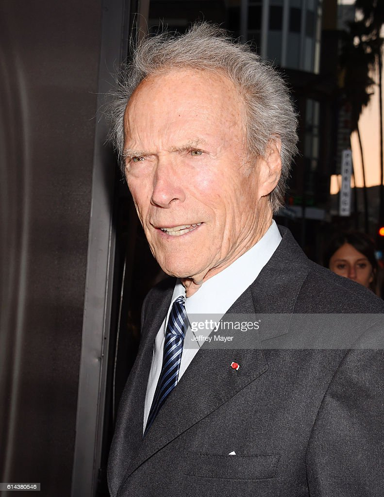 Director/producer Clint Eastwood attends the screening of Warner Bros. Pictures' 'Sully' at the Director's Guild of America on September 8, 2016 in Los Angeles, California.