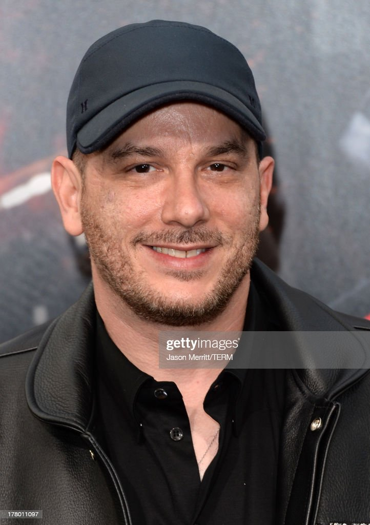 Director/producer Courtney Solomon attends the premiere of 'Getaway' presented by Warner Bros. Pictures at Regency Village Theatre on August 26, 2013 in Westwood, California.