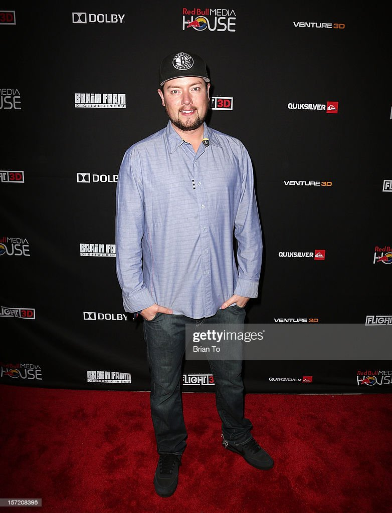 Director/Producer Curt Morgan attends The Art of Flight 3D - Los Angeles screening at AMC Criterion 6 on November 29, 2012 in Santa Monica, California.