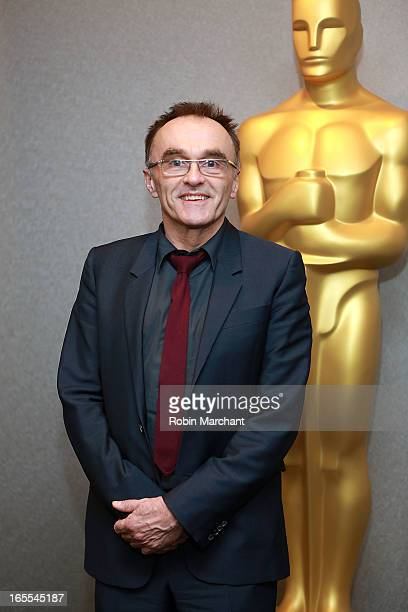 Director/Producer Danny Boyle attends AMPAS Presents An Academy Conversation With Danny Boyle at The Academy Theater on April 4 2013 in New York City