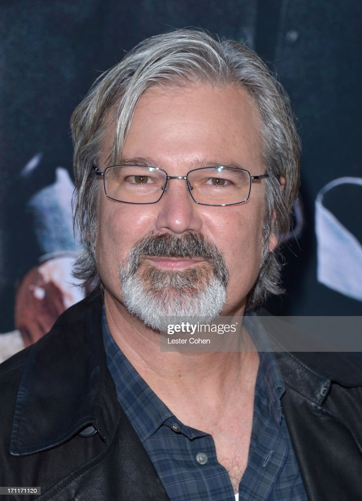Director/Producer Gore Verbinski arrives at Disney's 'The Lone Ranger' World Premiere at Disney's California Adventure on June 22 2013 in Anaheim...