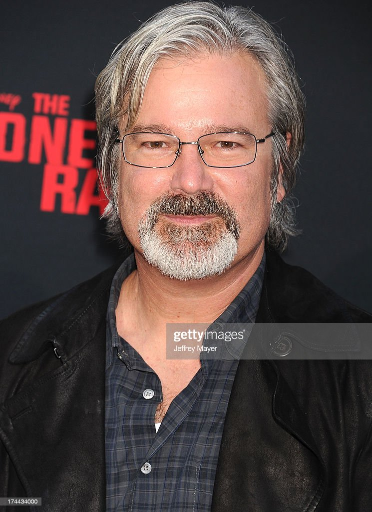 Director/producer Gore Verbinski arrives at 'The Lone Ranger' World Premiere at Disney's California Adventure on June 22 2013 in Anaheim California