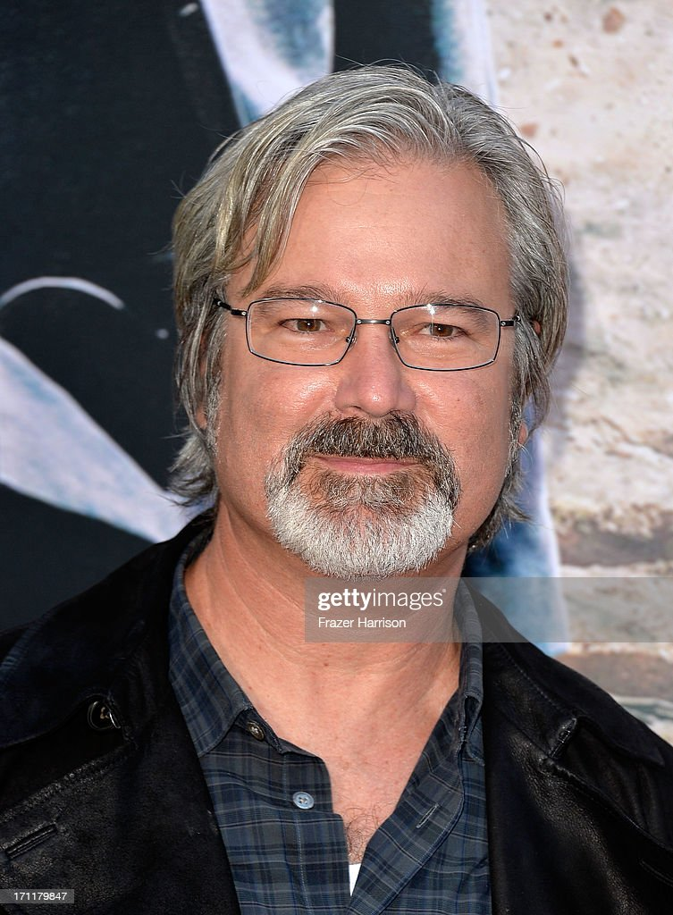 Director/producer Gore Verbinski arrives at the premiere of Walt Disney Pictures' 'The Lone Ranger' at Disney California Adventure Park on June 22...