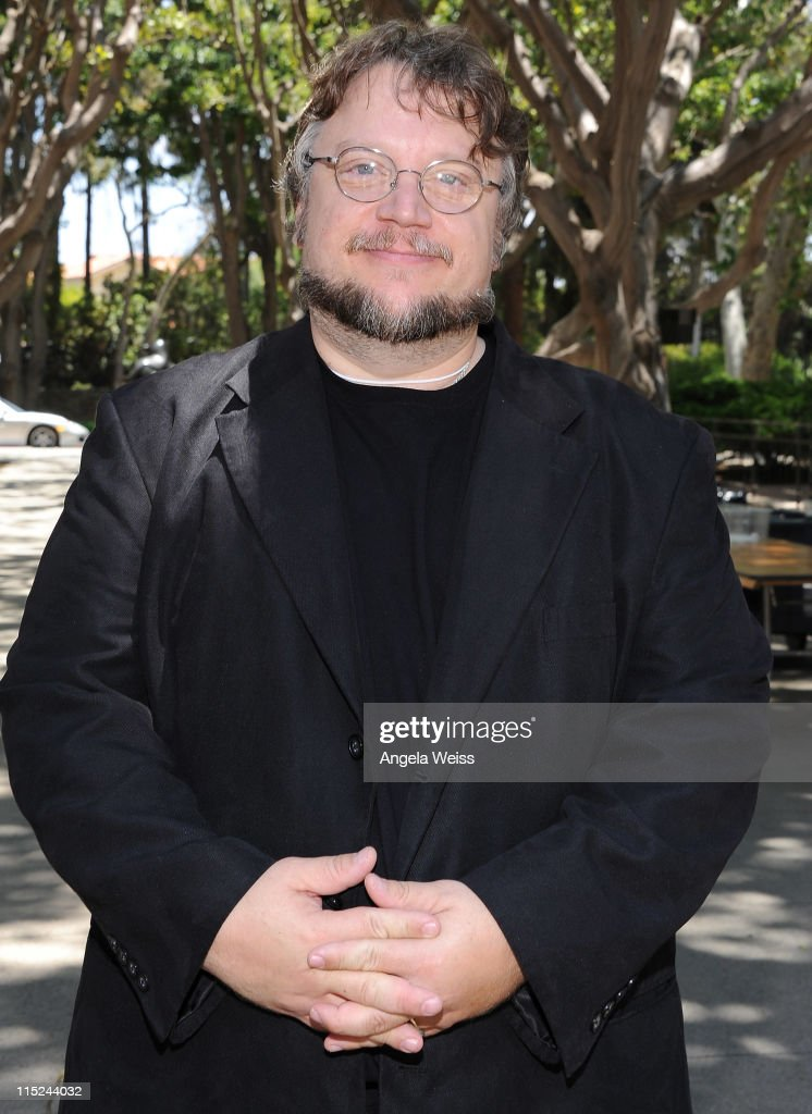 Director/producer <a gi-track='captionPersonalityLinkClicked' href=/galleries/search?phrase=Guillermo+del+Toro&family=editorial&specificpeople=609181 ng-click='$event.stopPropagation()'>Guillermo del Toro</a> attends the 2011 UCLA Festival Of New Creative Work - Animation Prom at James Bridges Theater at Melnitz Hall on the UCLA campus on June 4, 2011 in Los Angeles, California.