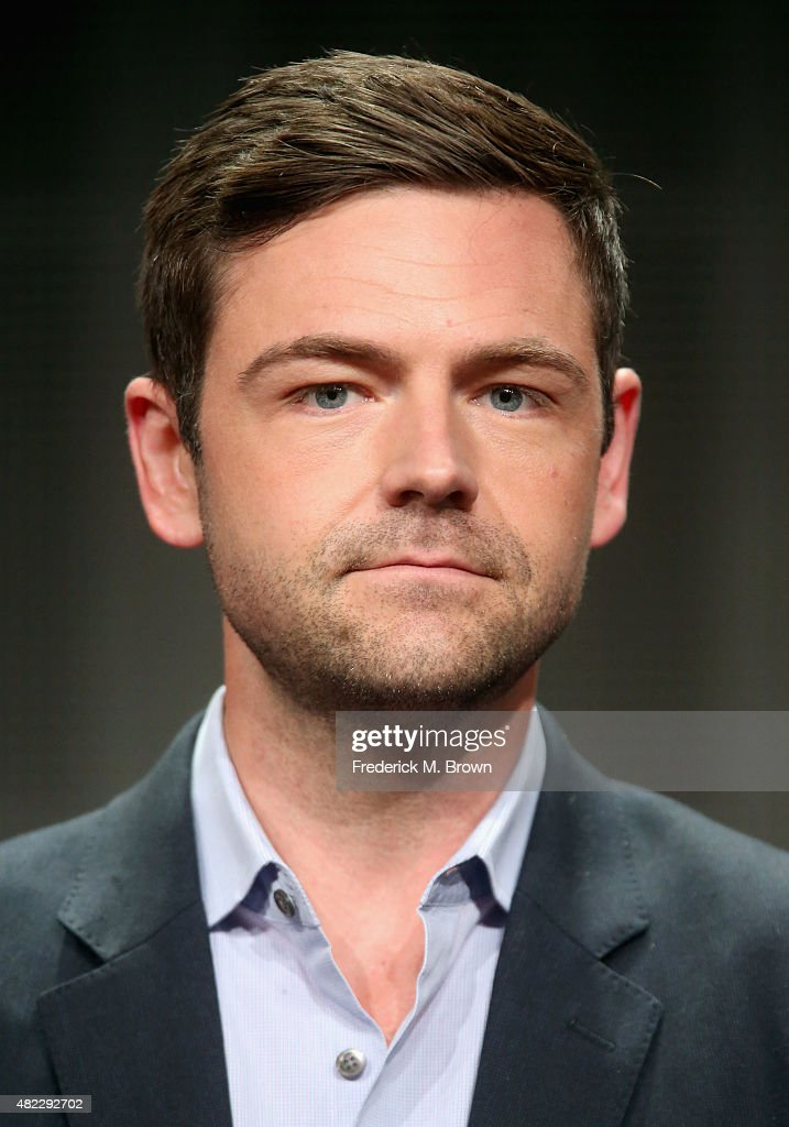 Director/producer JJ Kelley speaks onstage during the 'Explorer' panel discussion at the National Geographic Channel portion of the 2015 Summer TCA Tour at The Beverly Hilton Hotel on July 29, 2015 in Beverly Hills, California.