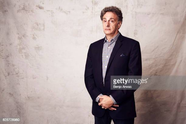 Director/producer John Scheinfeld of PBS's 'Chasing Trane' poses for a portrait during the 2017 Summer Television Critics Association Press Tour at...