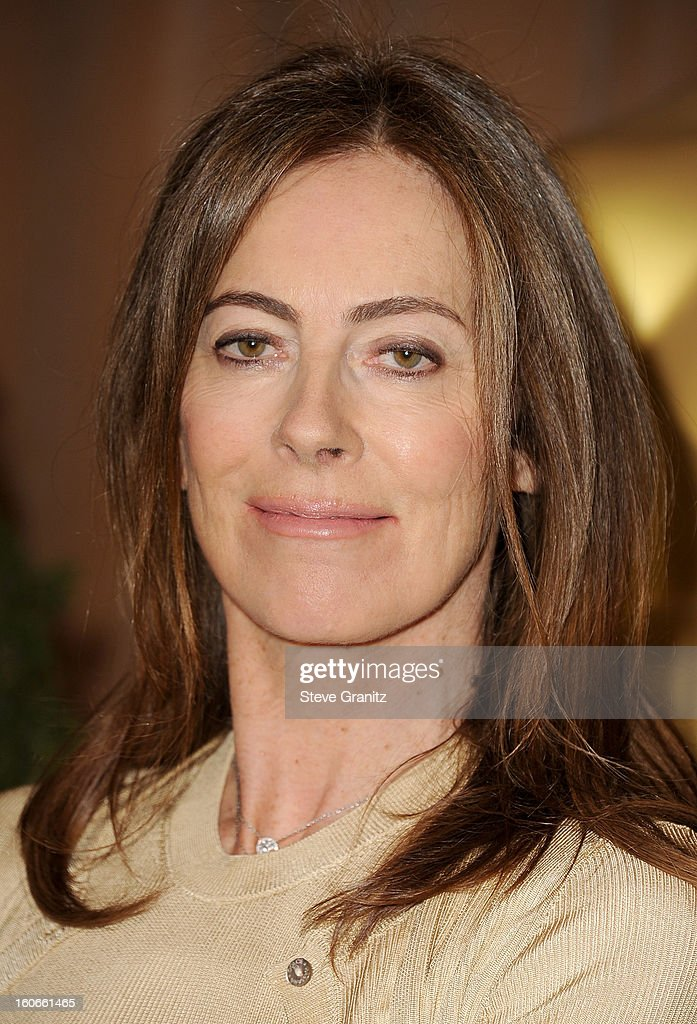 Director/producer Kathryn Bigelow attends the 85th Academy Awards Nominees Luncheon at The Beverly Hilton Hotel on February 4, 2013 in Beverly Hills, California.