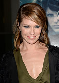 Director/producer Katie Aselton attends the screening of LD Entertainment's 'Black Rock' at ArcLight Hollywood on May 8 2013 in Hollywood California