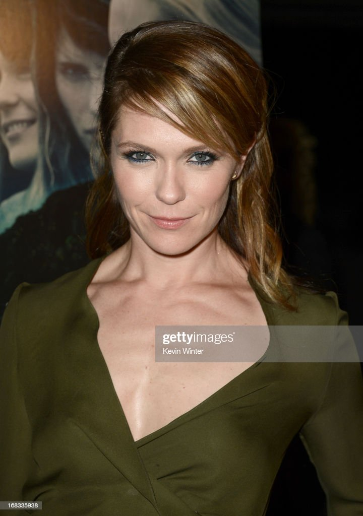 Director/producer Katie Aselton attends the screening of LD Entertainment's 'Black Rock' at ArcLight Hollywood on May 8, 2013 in Hollywood, California.
