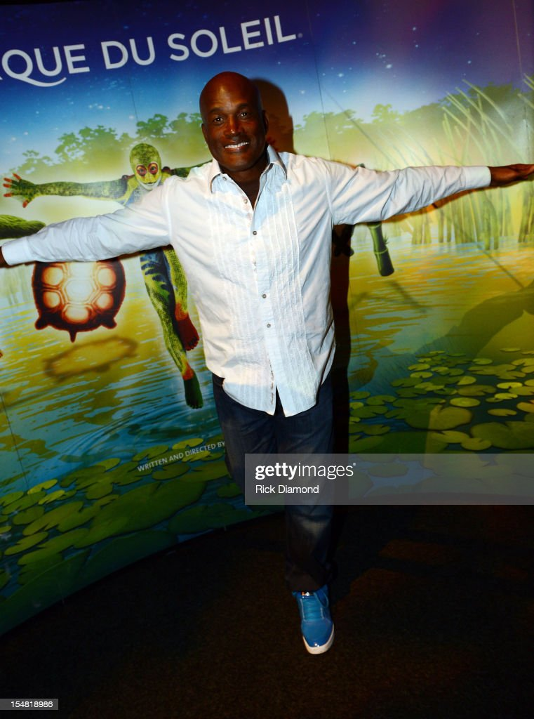 Director/Producer <a gi-track='captionPersonalityLinkClicked' href=/galleries/search?phrase=Kenny+Leon&family=editorial&specificpeople=234439 ng-click='$event.stopPropagation()'>Kenny Leon</a> attends Cirque du Soleil TOTEM Premiere at Atlantic Station on October 26, 2012 in Atlanta, Georgia.