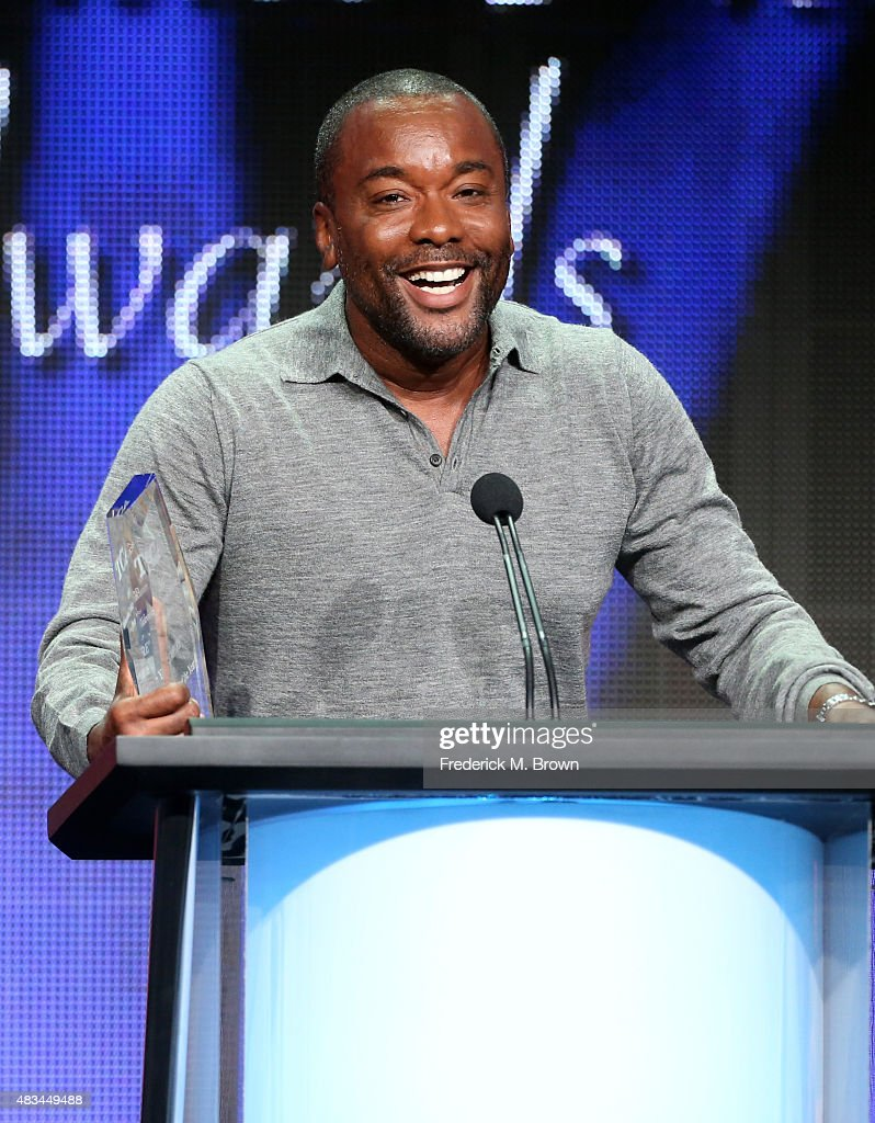 Director/producer Lee Daniels accepts the TCA Award for Program of the Year for 'Empire' onstage during the 31st annual Television Critics...