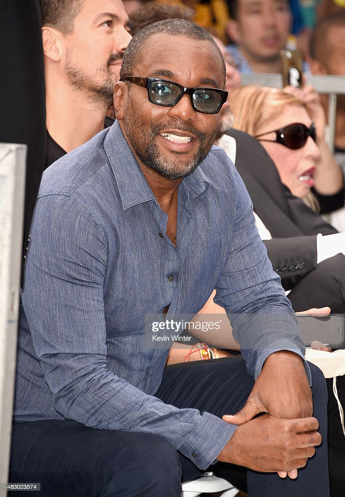 Director/producer Lee Daniels attends Star on The Hollywood Walk of Fame honoring Mariah Carey on August 5 2015 in Hollywood California