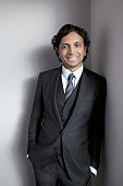 Director/producer M Night Shyamalan is photographed for TV Guide Magazine on January 17 2015 in Pasadena California