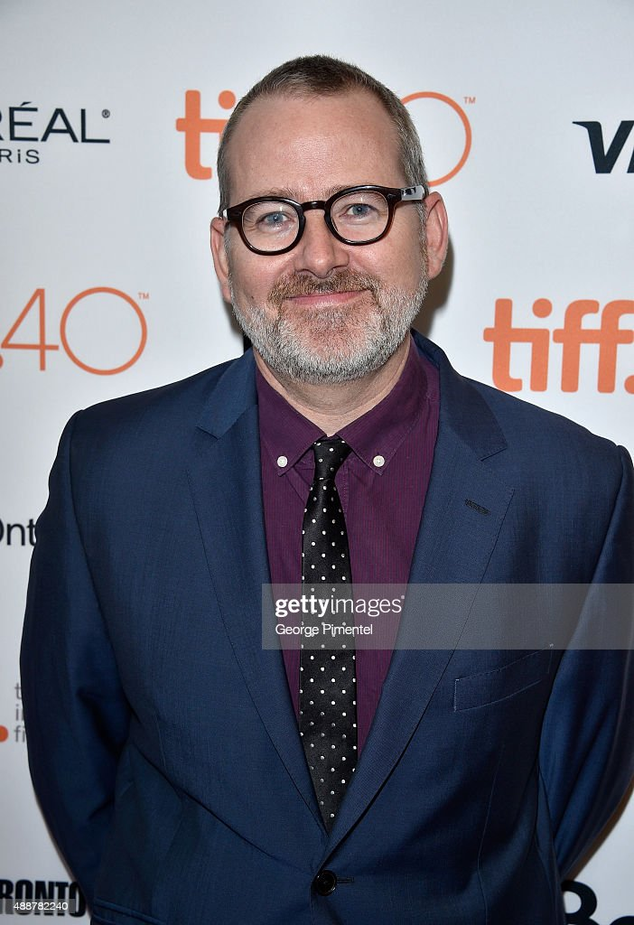 Director/Producer Morgan Neville attends the 'Keith Richards: Under The Influence' premiere during the 2015 Toronto International Film Festival at Princess of Wales Theatre on September 17, 2015 in Toronto, Canada.