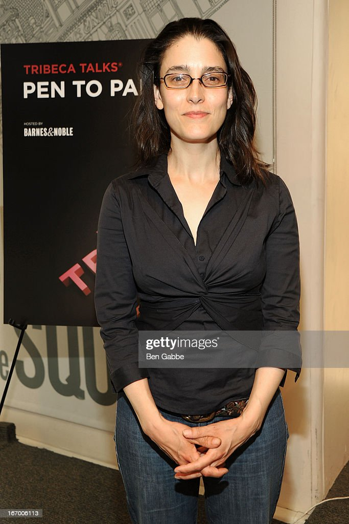 Director/Producer Rachel Boynton attends Tribeca Talks Pen To Paper: New Chick Flicks at Barnes & Noble Union Square on April 19, 2013 in New York City.