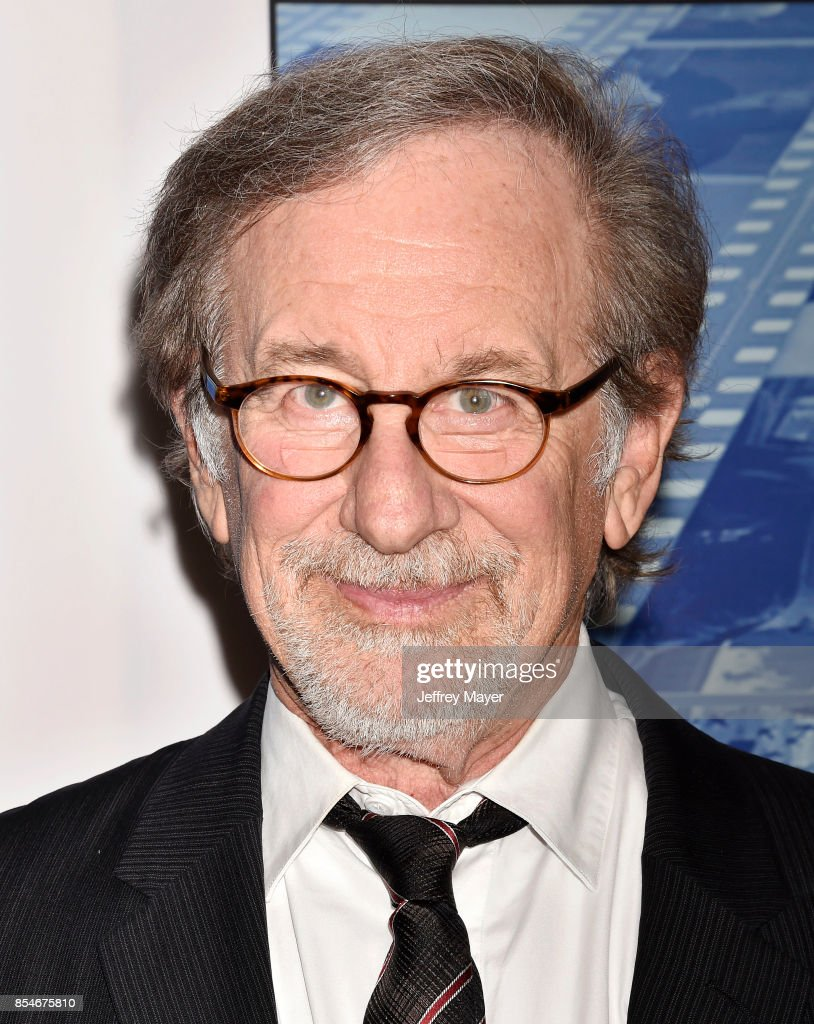 Director-producer Steven Spielberg arrives at the Premiere Of HBO's 'Spielberg' at Paramount Studios on September 26, 2017 in Hollywood, California.