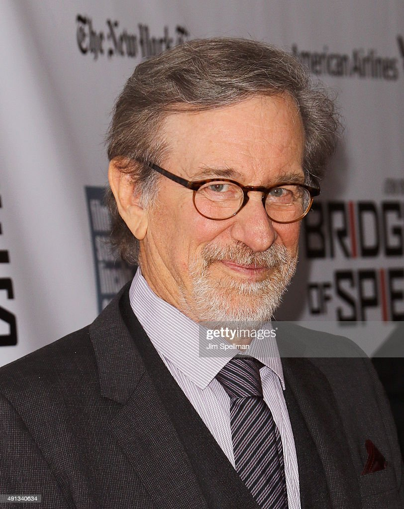 Director/producer <a gi-track='captionPersonalityLinkClicked' href=/galleries/search?phrase=Steven+Spielberg&family=editorial&specificpeople=202022 ng-click='$event.stopPropagation()'>Steven Spielberg</a> attends the 53rd New York Film Festival premiere of 'Bridge Of Spies' at Alice Tully Hall, Lincoln Center on October 4, 2015 in New York City.