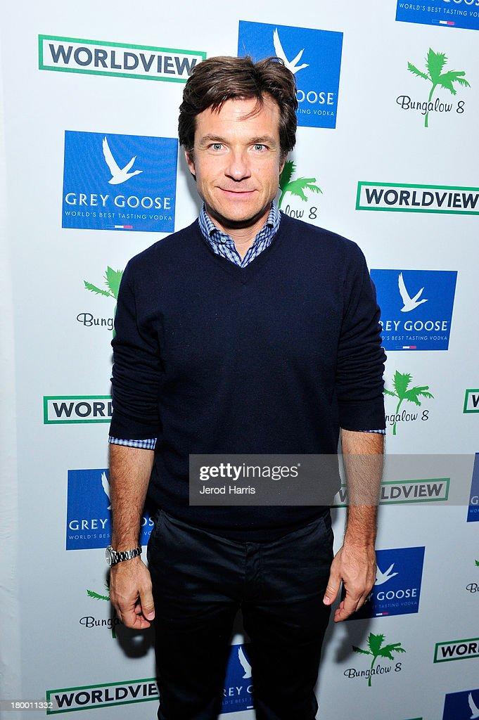 Director/producer/actor <a gi-track='captionPersonalityLinkClicked' href=/galleries/search?phrase=Jason+Bateman&family=editorial&specificpeople=204774 ng-click='$event.stopPropagation()'>Jason Bateman</a> attends the Bungalow 8 and Worldview party on September 7, 2013 in Toronto, Canada.